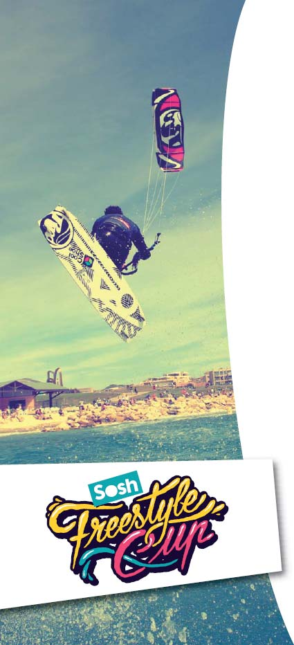 sosh tour kite 5e Edition de la Sosh Freestyle Cup