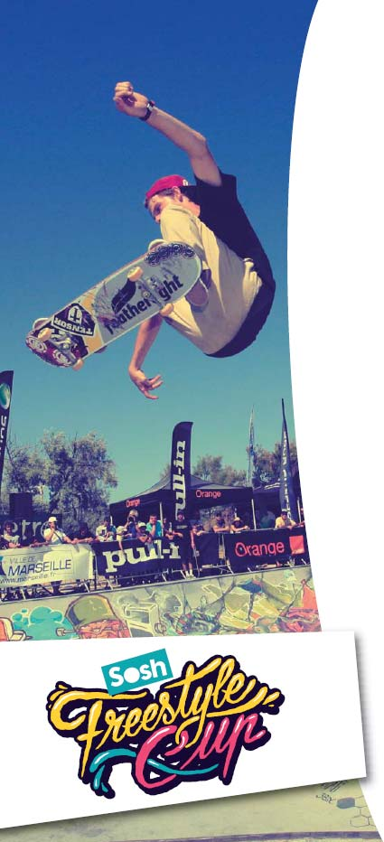 sosh tour 5e Edition de la Sosh Freestyle Cup