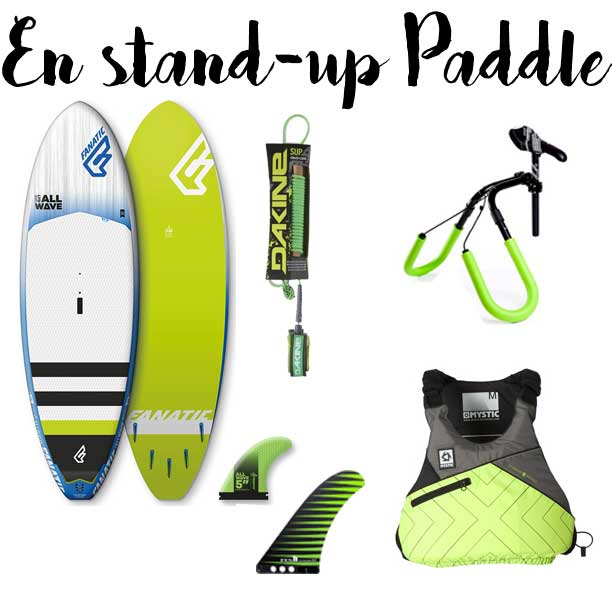 Selection paddle stand up paddle sup vagueetvent greenery pantone couleur de l'année 2017