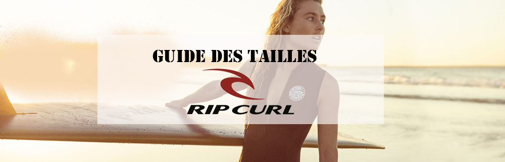 ripcurl wetsuit size chart