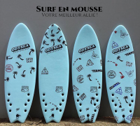 surf en mousse catchsurf