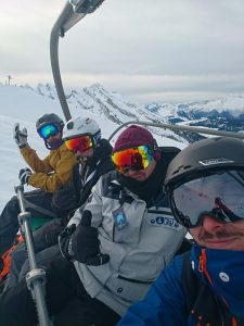 team vague et vent snowboard